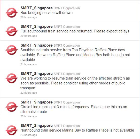 Why SMRT Has to Be More Empathetic and Be a Social Organisation ...