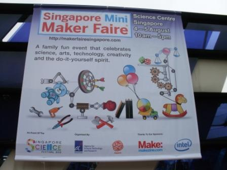 Singapore Mini Maker Faire